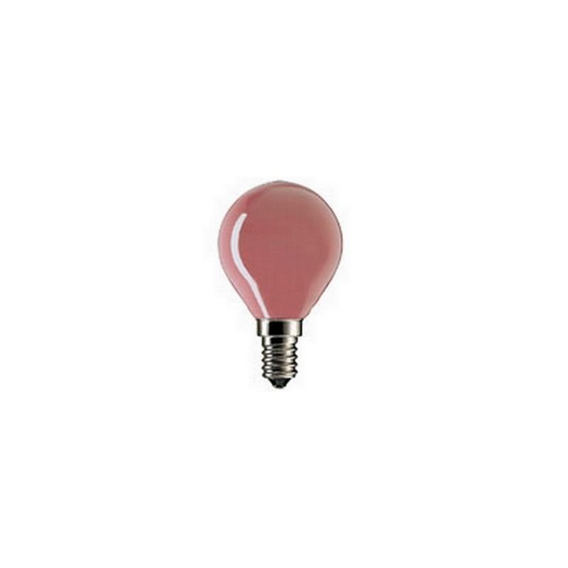 E14 Lamp - 25W Red