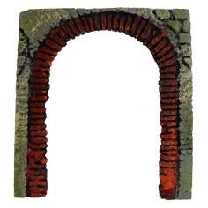 Arco Romanico in resina cm 14x15 h.