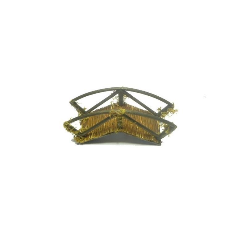 Ponte in legno 10,5x5,5 - Cod. PN75
