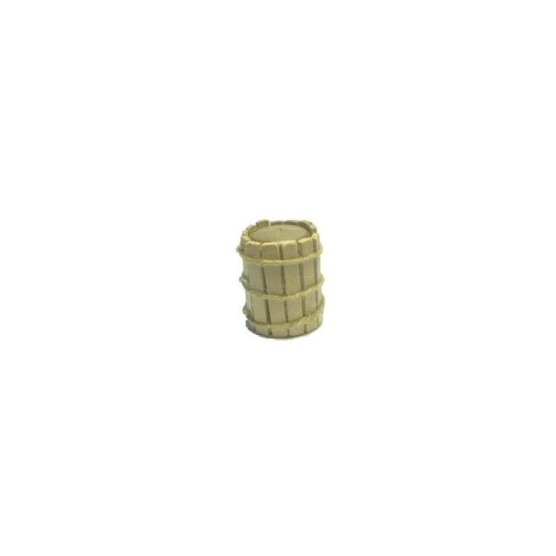 Mondo Presepi Botte in legno cm 6 - Cod. ME25