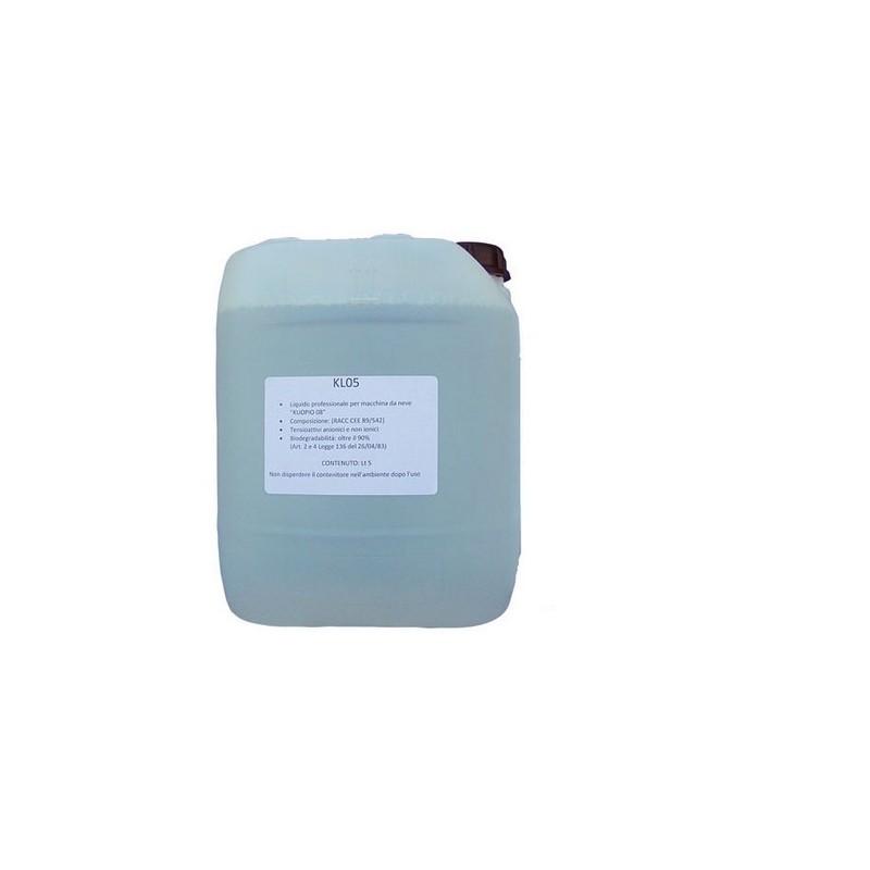 Liquid 5 liters for snow machine KP08 - KL05