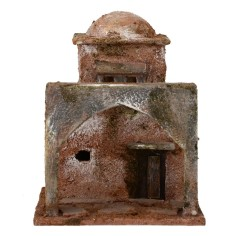 Arab dwelling with dome cm 10x9x13 h