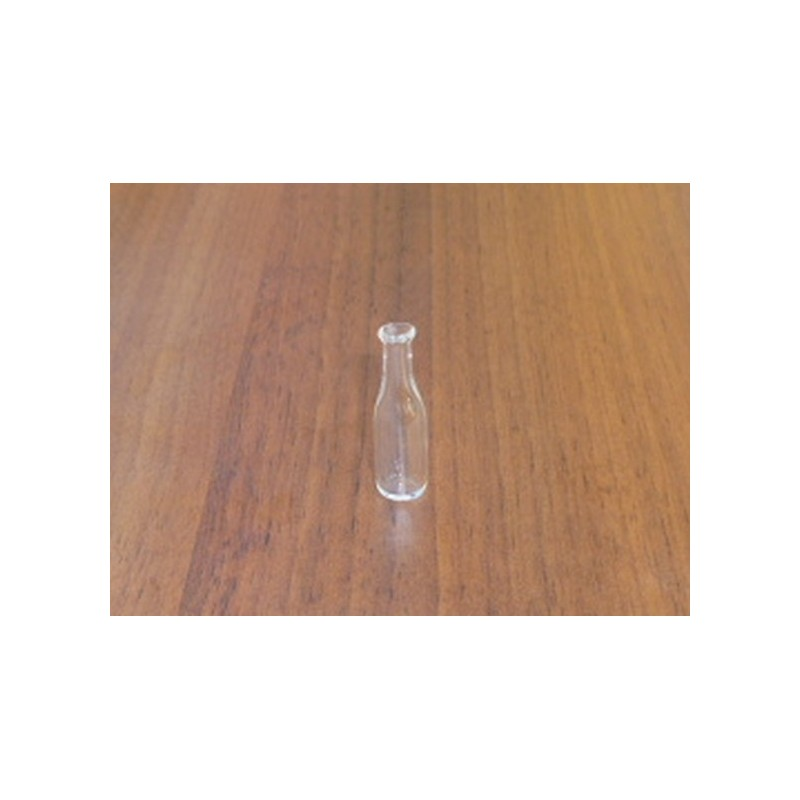 Mondo Presepi Bottiglia in vetro cm 1x3,6 - VB73