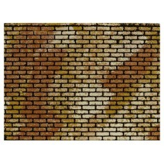 Colored panel in brick strand large cm 33x25x1