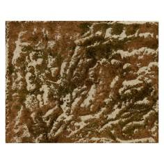 Pannello in sughero a corteccia per presepe cm 25x20x1