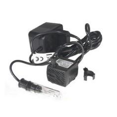 Immersion pump with light 12 volt - Cod. PML