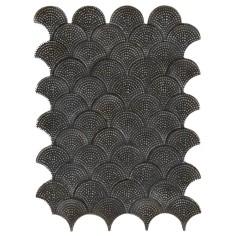 Modular floor Pavis grey color
