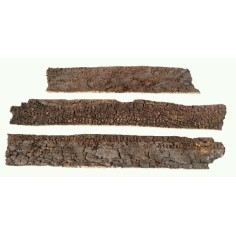 Tavola sughero con crosta cm 28x10x1