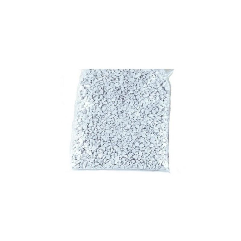 Mondo Presepi Busta 250 gr di graniglia fine bianca