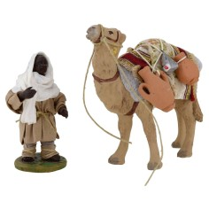 Cammelliere with dromedary series 10 cm