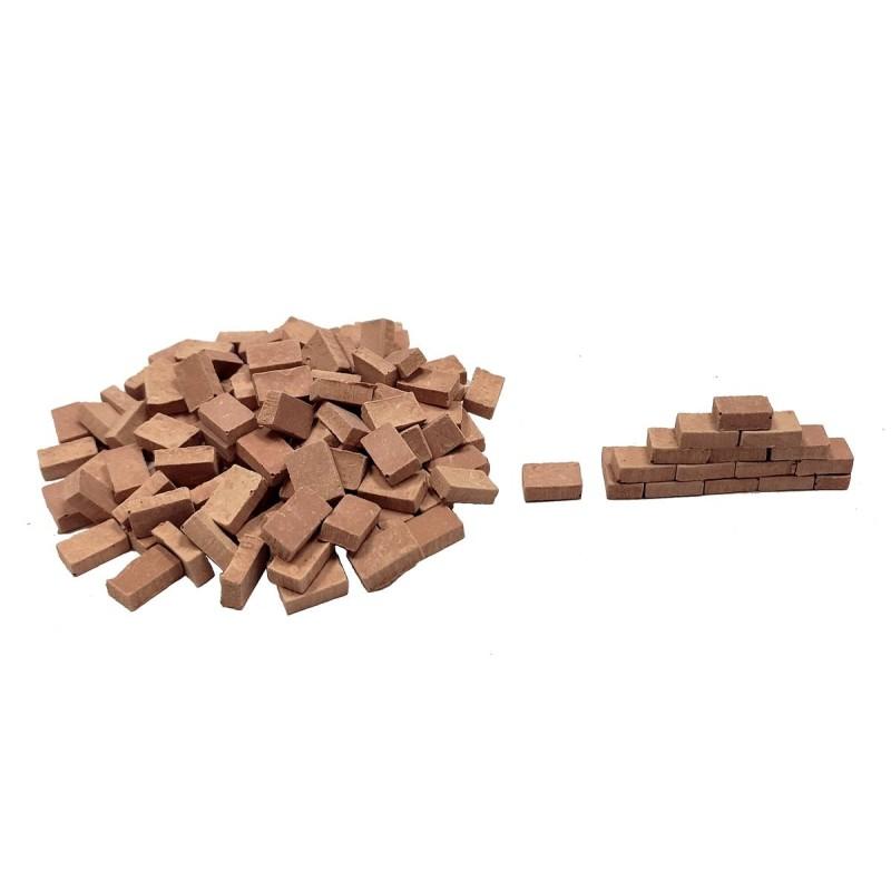 Mattoncini presepe in terracotta mm 10x6x3 disponibile in: