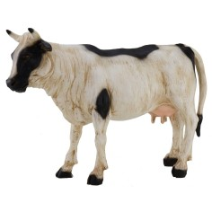 Cow for presepe peaked for statues cm 30