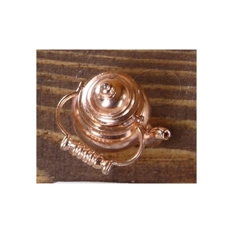 Copper teapot - 86758