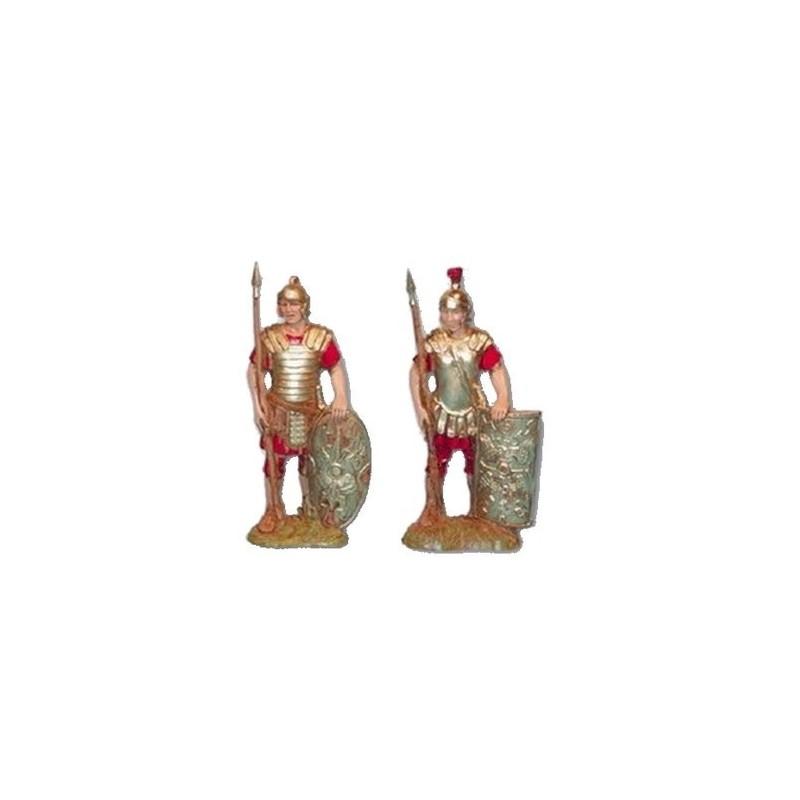 Mondo Presepi Set 2 soldati romani cm 10 Landi