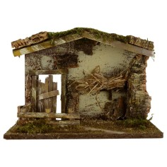 Huanna cm 33x18, 5x23, 5 h for Nativity from cm 10-12 h