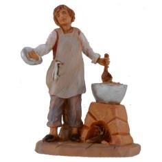 Castagnaro 9,5 cm Fontanini