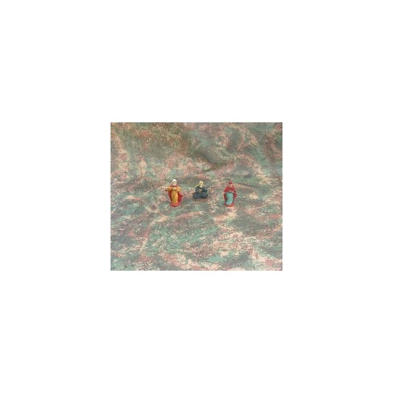 Mondo Presepi Tre remagi cm 4 - Cod. ZR04