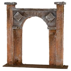 Entrance arch cm 20x4x20 h for statues from 12 cm