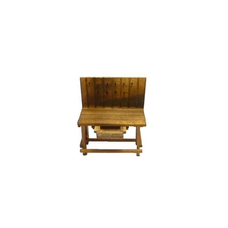 Artistic blacksmith bench -T10BR