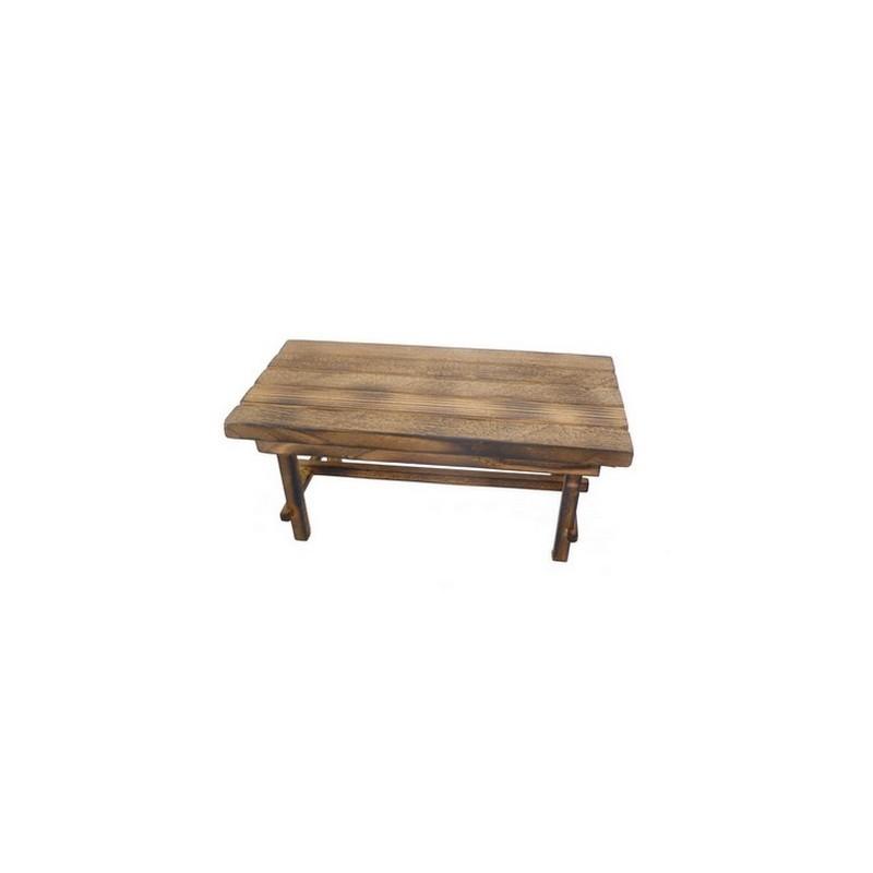Mondo Presepi Tavolo Lux in legno cm 15x7,5x6,5