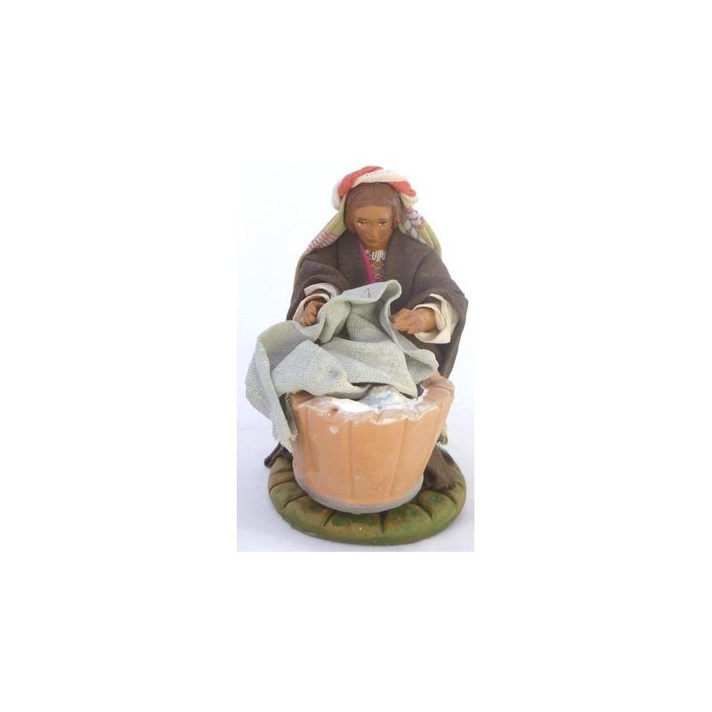 Lux cm 12 washerwoman - 41231