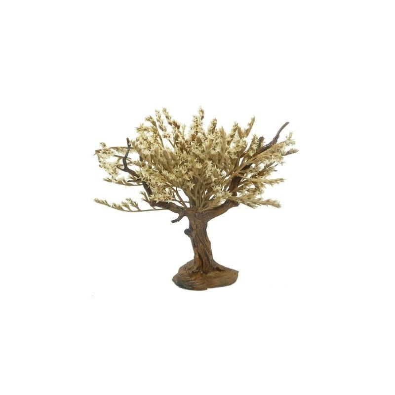 Mondo Presepi Albero con foglie h. 14 cm