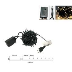 Chain 180 minilkilling LED hot white with games 220v.
