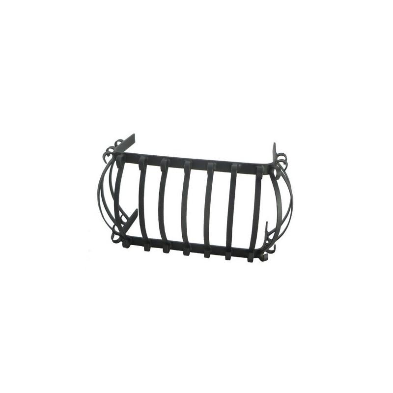 Mignon rounded balcony railing cm 8x4.8 -8966