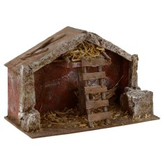 Huanna with scale cm 29x15x19 h for Nativity from 10 cm