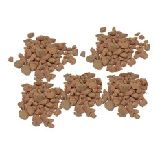Brown gravel grains from 5-12 mm 500 gr