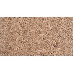 Agglomerated cork panel cm 25x20x1