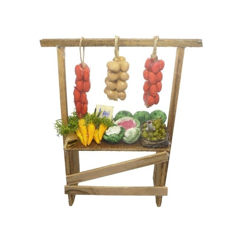 Banco frutta e verdura cm 10 - DX715