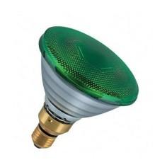 Mondo Presepi Lampada par38 Verde E27-80W