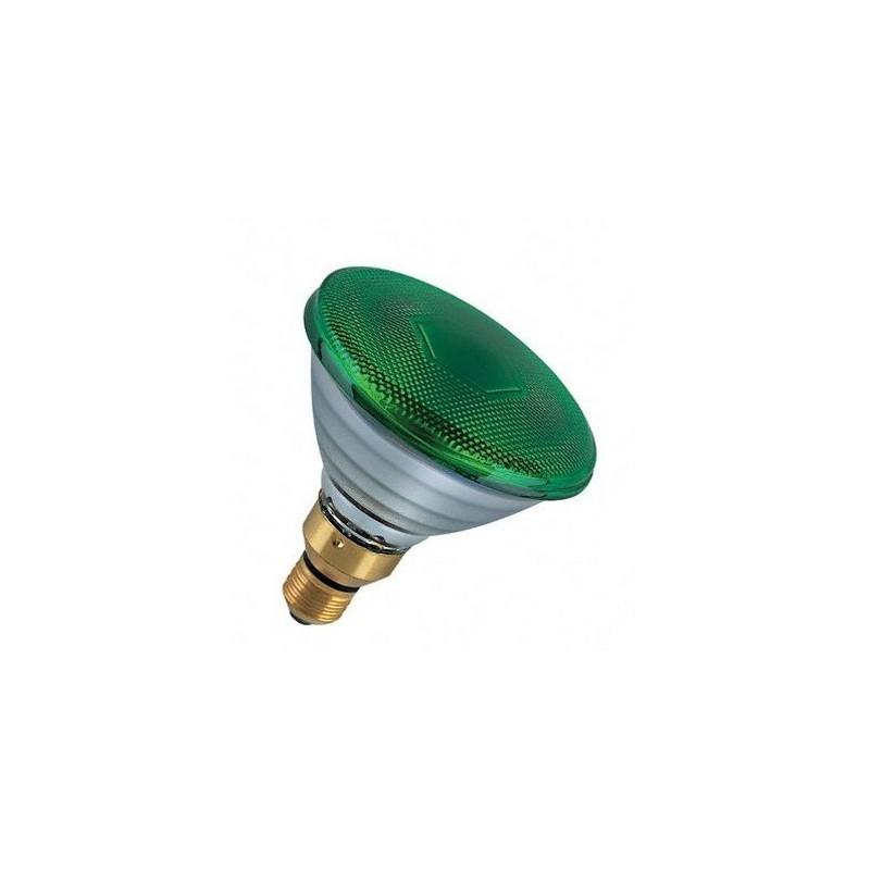 Lampada par Verde E27-80W Cod. PAR-V
