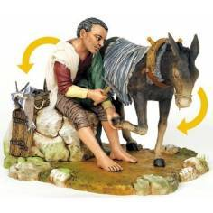 Farrier in motion -STM21 - Free shipping!
