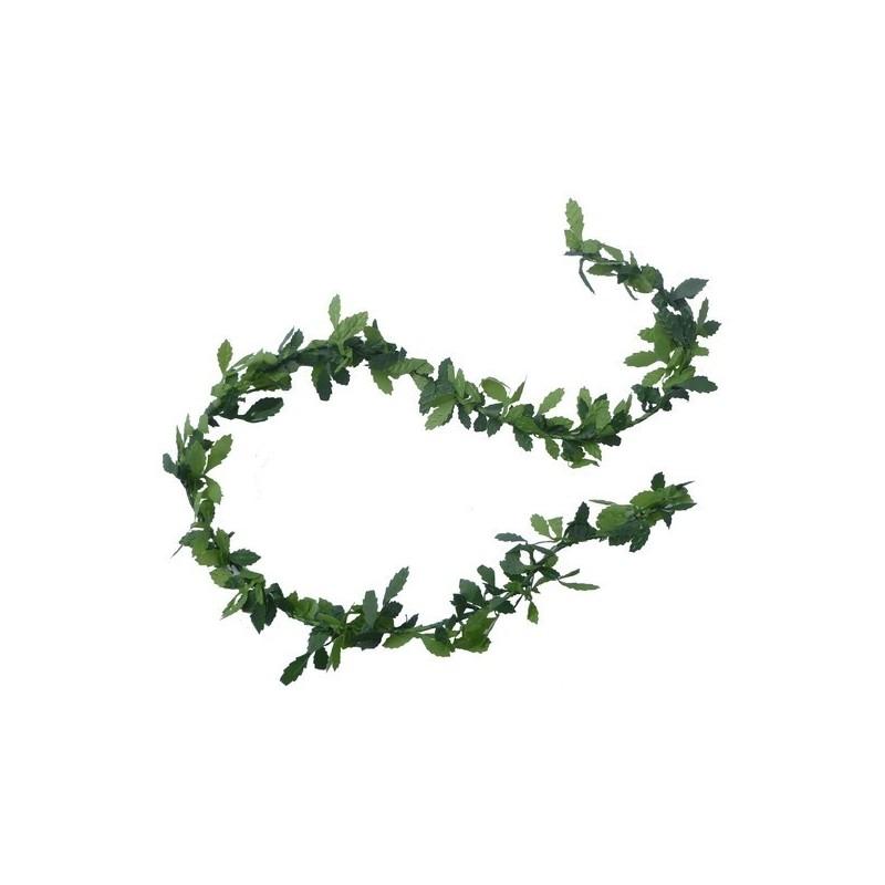 Edera sintetica lunghezza cm 40 -Vegetazione presepe