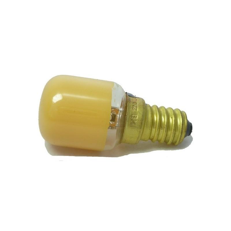 Mondo Presepi Lampada pera Arancio E14 attacco E14 15W - E14