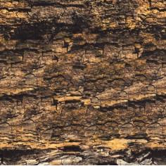 3D modeling cork bark paper 60x30 cm