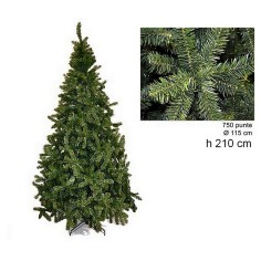 Christmas tree pine emperor 210 cm branches 750