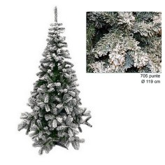 Christmas tree grafted 210 cm branches 705