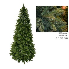 Christmas Tree pine Everest 180 cm branches 875