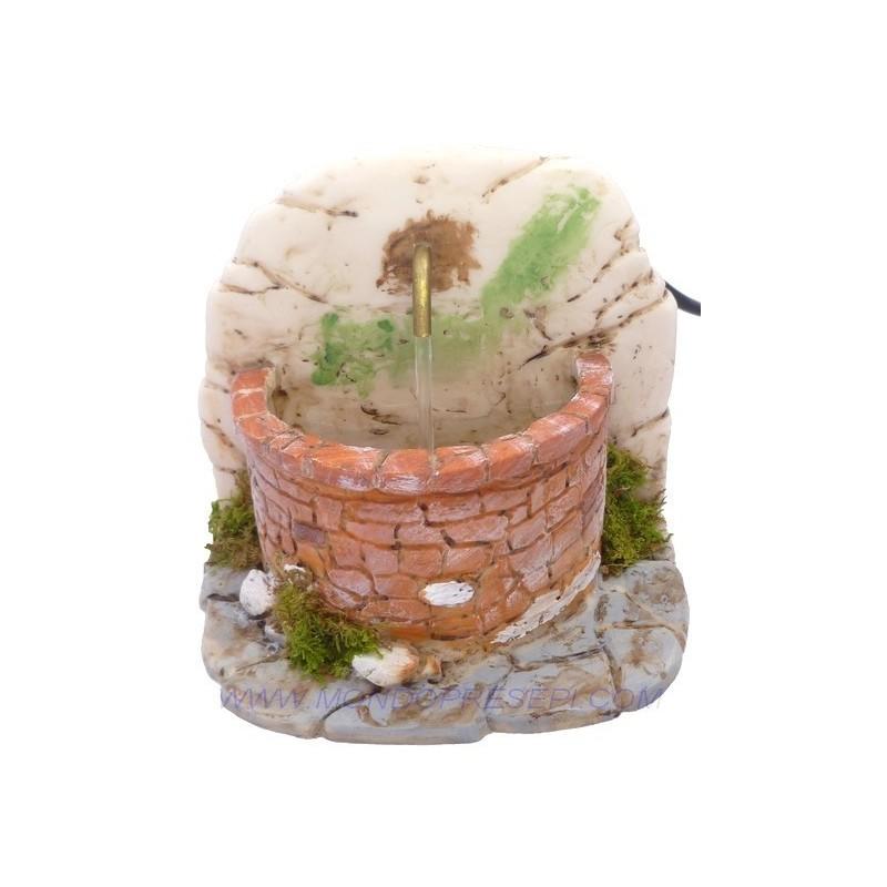 Mondo Presepi Fontana in resina - FZ54