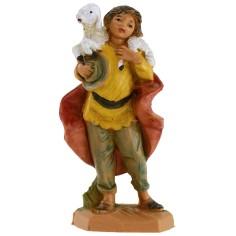 Boy with lamb 6.5 cm Fontanini
