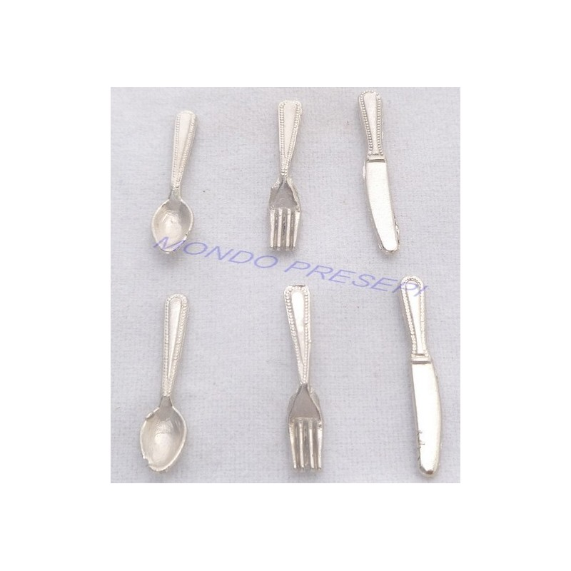 2 cm 2 cutlery set