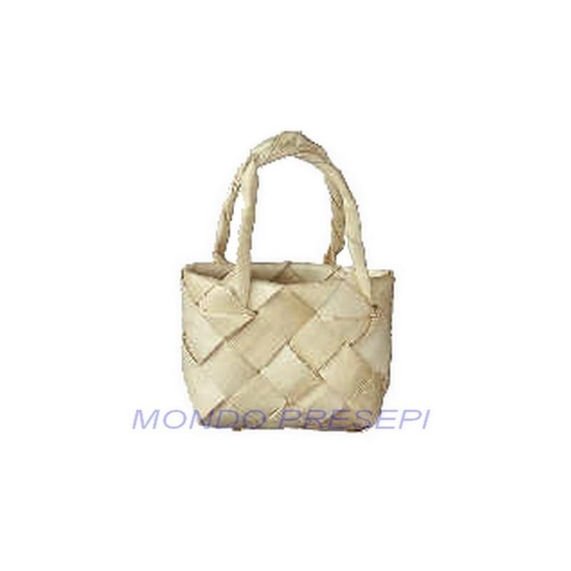 Wicker bag 3 cm
