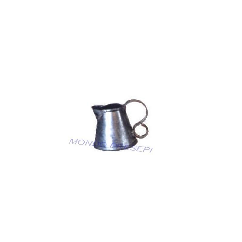 Bricco Lux cm 1 in metallo