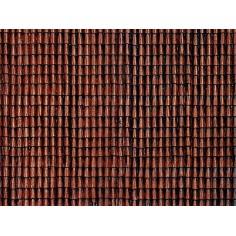 Pvc roof panel 32.5x48.5 cm