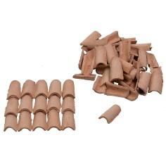 Coppi mm 10x17 mm pack of: