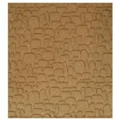 Pannello di sughero a pietre sfalsate cm 10x50x1 in 3 parti