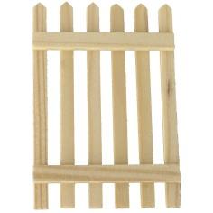 Cancello in legno cm 5,4x8 h Mondo Presepi